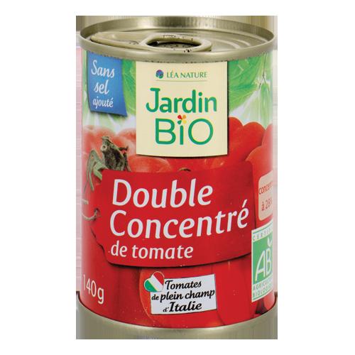 Podwójny koncentrat pomidorowy BIO 140g